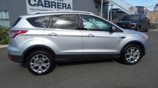 Ford Escape Titanium Gris 2014
