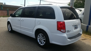 Dodge Grand Caravan SXT Blanco 2014