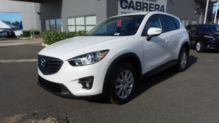 Mazda Cx-5 Touring Blanco 2016