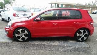Volkswagen GTI Autobahn Rojo 2012