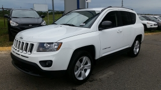 Jeep Compass Sport Blanco 2016