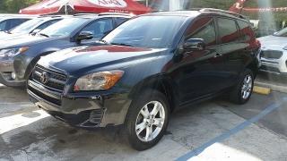 Toyota RAV4 Negro 2012