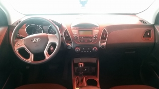Hyundai Tucson GLS Plateado 2015