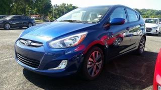 Hyundai  Accent 5 Azul 2017