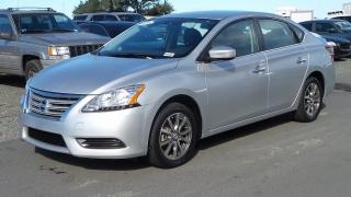 Nissan Sentra S Plateado 2015