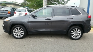 Jeep Cherokee Limited Gris Oscuro 2016