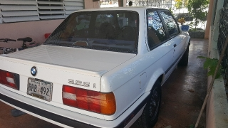 BMW 325i 1989 $1,800 OMO