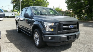 Ford F-150 XL Gris Oscuro 2016