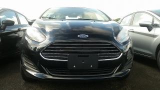 Ford Fiesta S Negro 2016