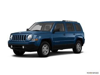 Jeep Patriot Sport Azul 2012