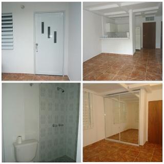 Apartamento no incluye agua ni luz