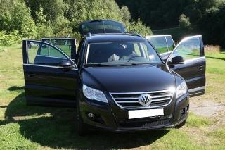 Volkswagen Tiguan 2,0 140hk TDI CR 4M Sport & Style,2010, 127000 km,