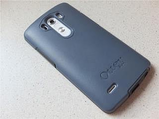 Otterbox LG G3 color Gris