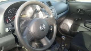 Nissan Versa S Gris Oscuro 2014