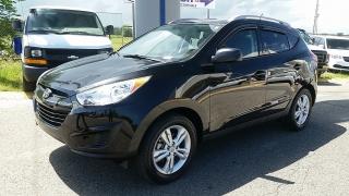 Hyundai Tucson GL Negro 2013