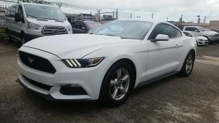 Ford Mustang V6 Blanco 2015
