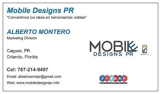 Mobile Desings PR