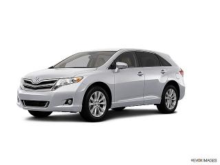 Toyota Venza Le Silver 2013