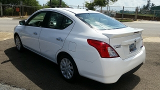 Nissan Versa Note SV Blanco 2015