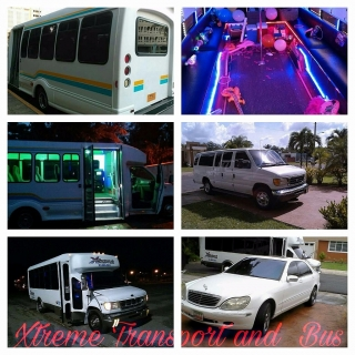Xtreme Transport and Party Bus