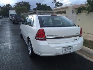 Chevrolet Malibu MAXX LS 2004 Blanco