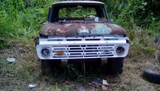 Ford f100 restauración