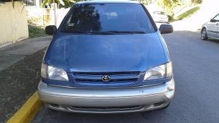 Toyota Sienna LE 1999 Azul