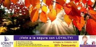 Loyalty Credit Corp.
