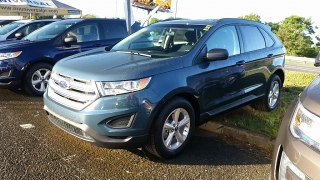 Ford Edge SE Azul 2016