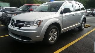 Dodge Journey SE Plateado 2013