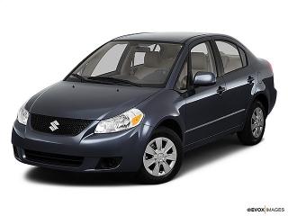 Suzuki Sx4 Le 2010