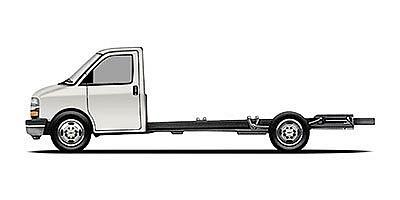 Chevrolet Express Commercial Cutaway Diesel Blanco 2014
