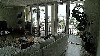 Penthouse con vista al mar