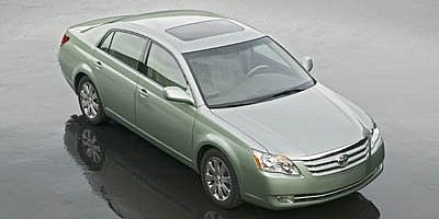 Toyota Avalon XL Plateado 2007