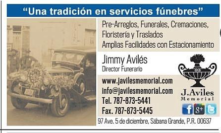 J. Aviles Memorial