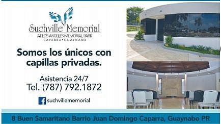 Suchville Memorial