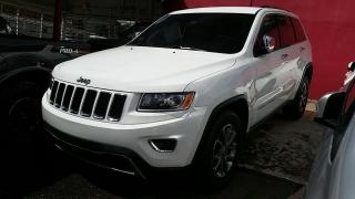 Jeep Grand Cherokee Limited Blanco 2014
