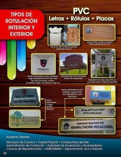ROTULOS Y MAS