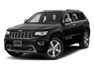 Jeep Grand Cherokee Overland Black 2017