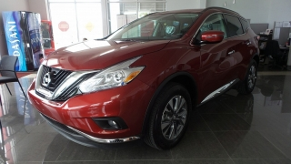 Nissan Murano S Brown 2016