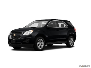 Chevrolet Equinox LS Negro 2014