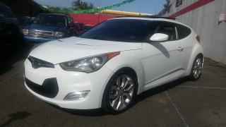 Hyundai Veloster Blanco 2013