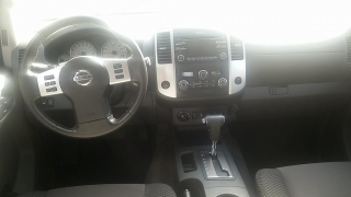 Nissan Frontier Sv Gris Oscuro 2014