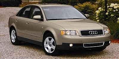 Audi A4 1.8t Gris 2004