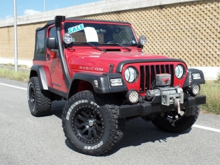 JEEP WRANGLER RUBICON STD ORIGINAL !WOWw CON KIT DE SUPERCHARGER !