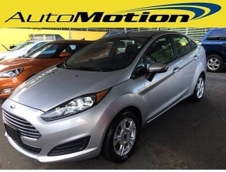FORD FIESTA SE 2015 INMACULADO; FULL POWER; $8,995