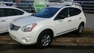Nissan Rogue S Blanco 2011