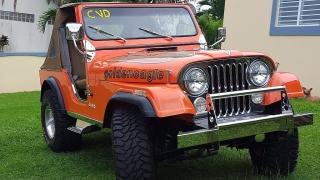 Jeep en excelente condición!