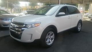 Ford Edge SEL Blanco 2013