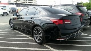 Acura TLX V6 Negro 2015